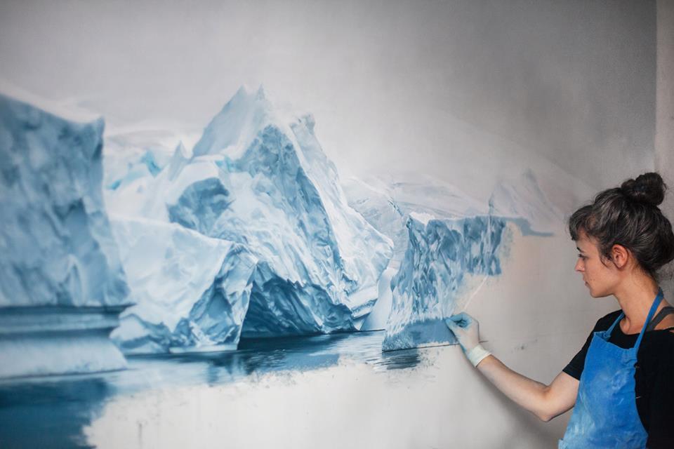 disegni-iperrealisti-pastello-ghiacciai-mari-zaria-forman-07