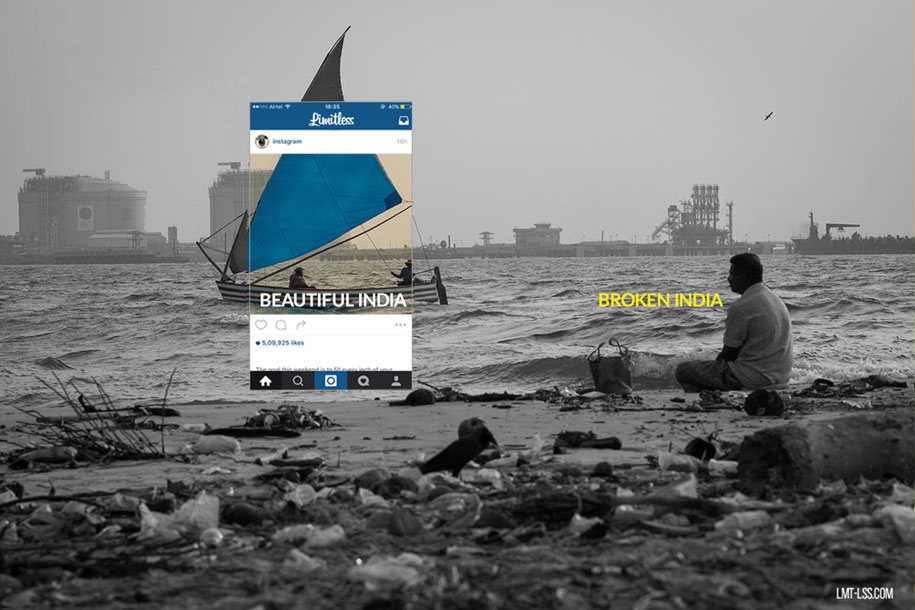 foto-ritagliate-india-instagram-povertà-inquinamento-broken-india-limitless-5
