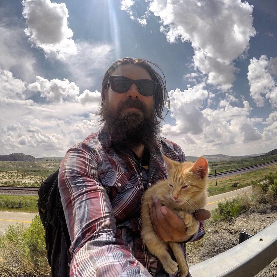 gatto-motociclista-salva-gattino-pat-doody-04