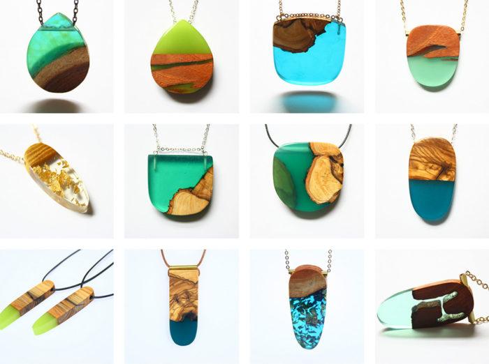 gioielli-artigianali-legno-resina-ciondoli-anelli-orecchini-boldb-11