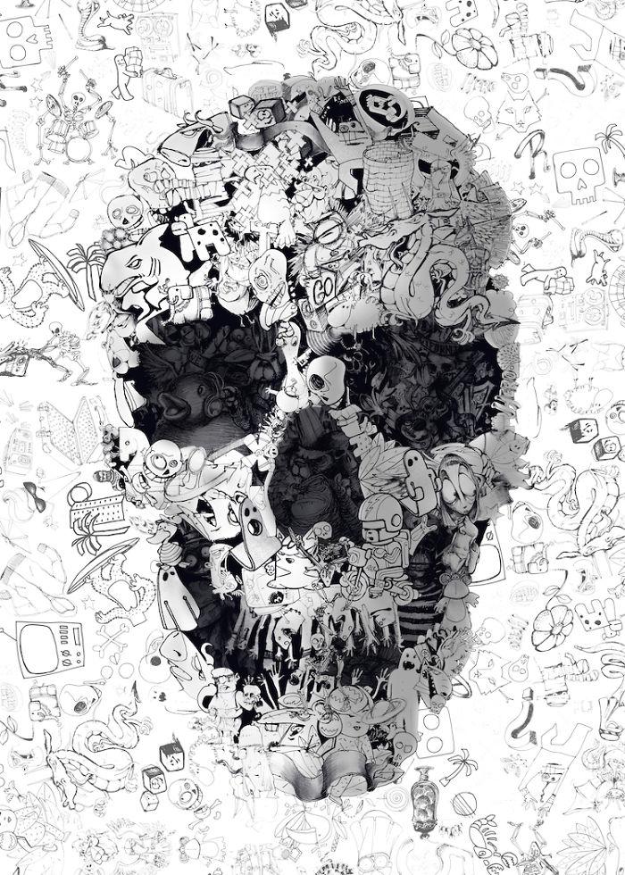 illustrazione-teschi-motivi-grafici-ali-gulec-08