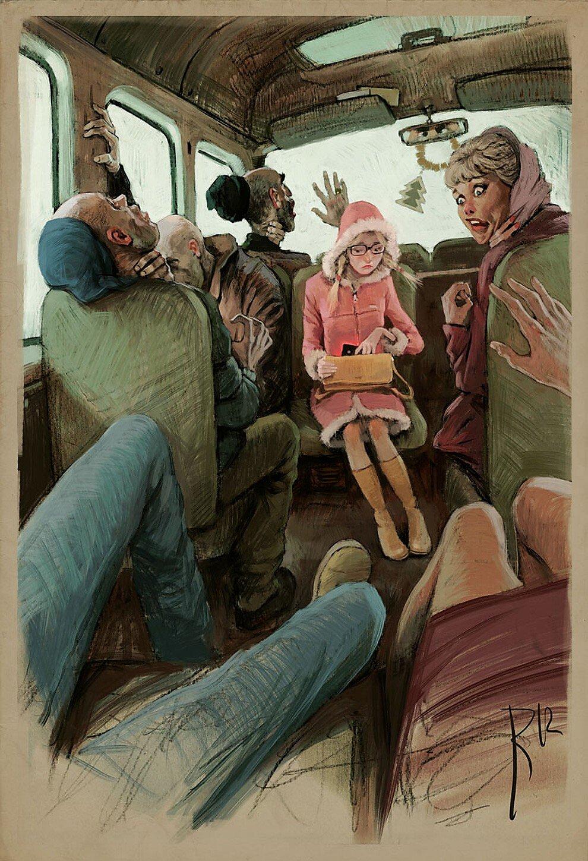 illustrazioni-critica-sociale-messaggi-sessuali-waldemar-von-kazak-02