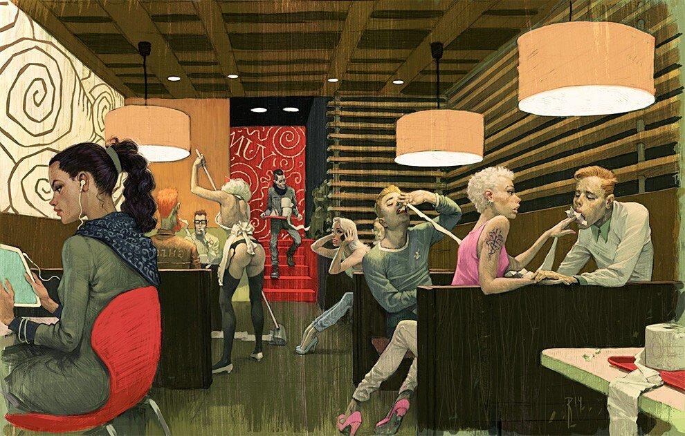 illustrazioni-critica-sociale-messaggi-sessuali-waldemar-von-kazak-04