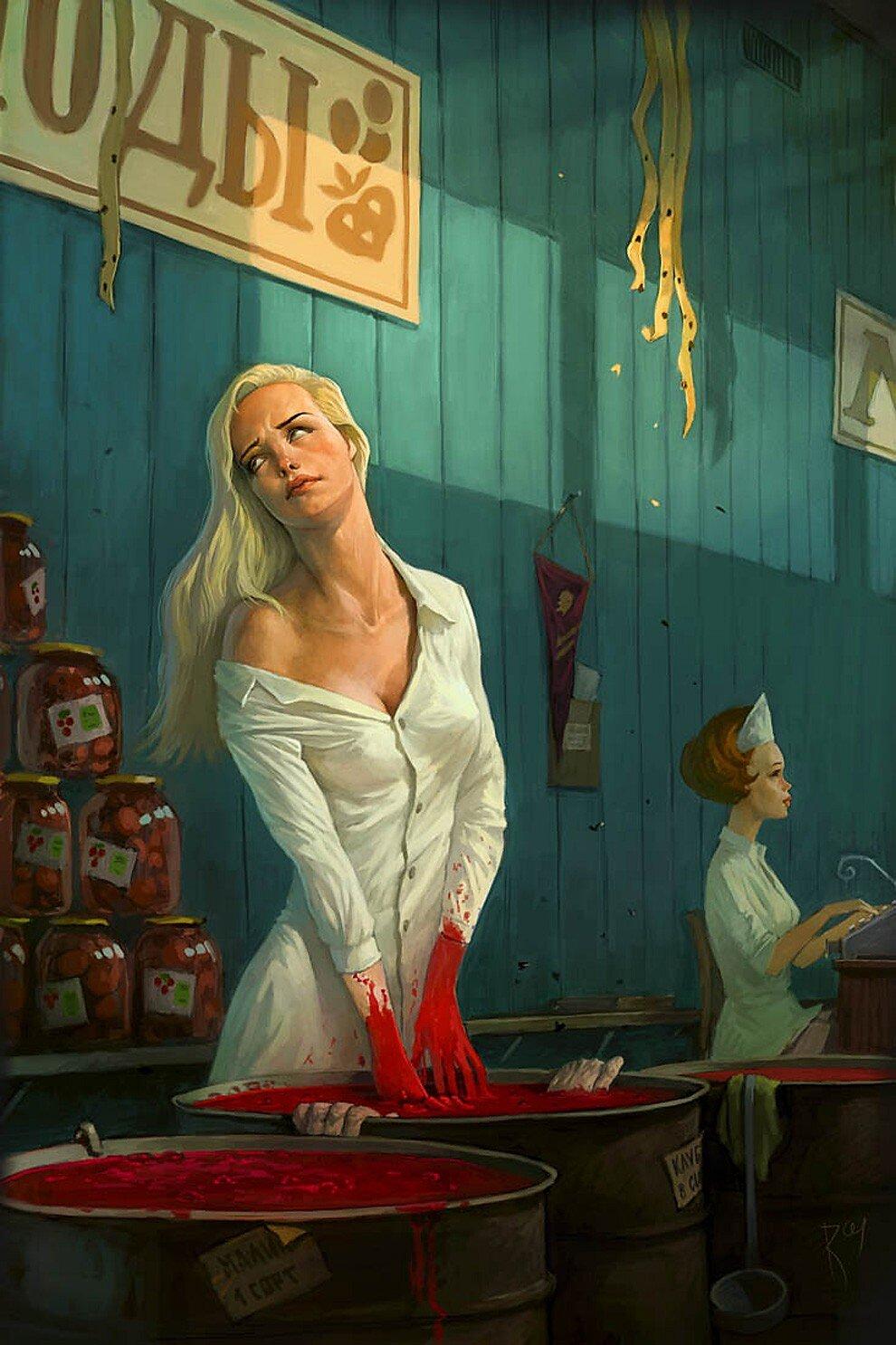 illustrazioni-critica-sociale-messaggi-sessuali-waldemar-von-kazak-05