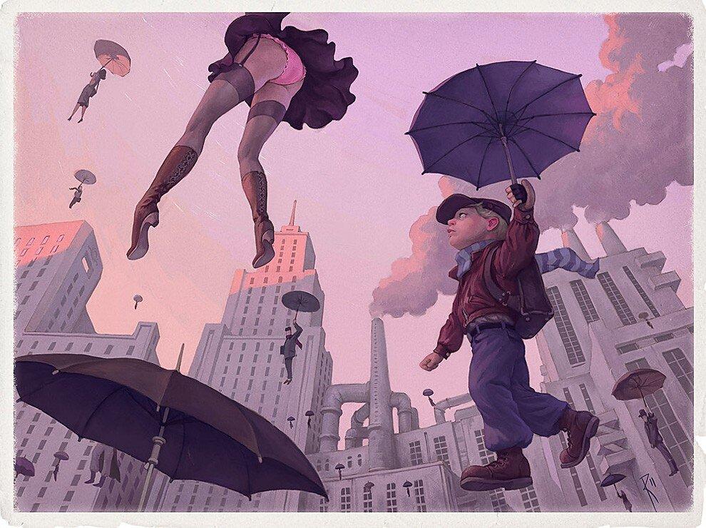 illustrazioni-critica-sociale-messaggi-sessuali-waldemar-von-kazak-14