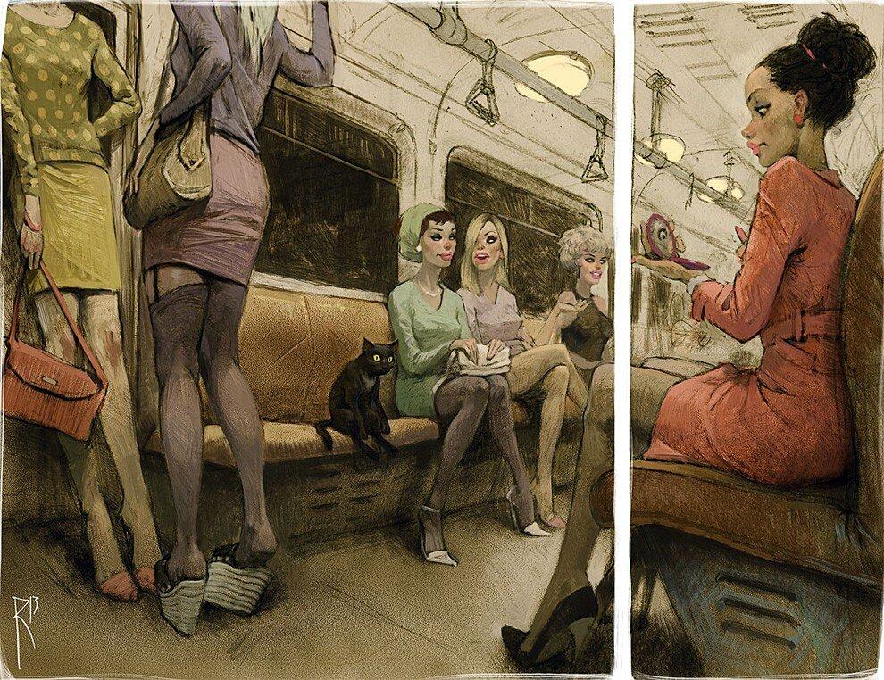 illustrazioni-critica-sociale-messaggi-sessuali-waldemar-von-kazak-25