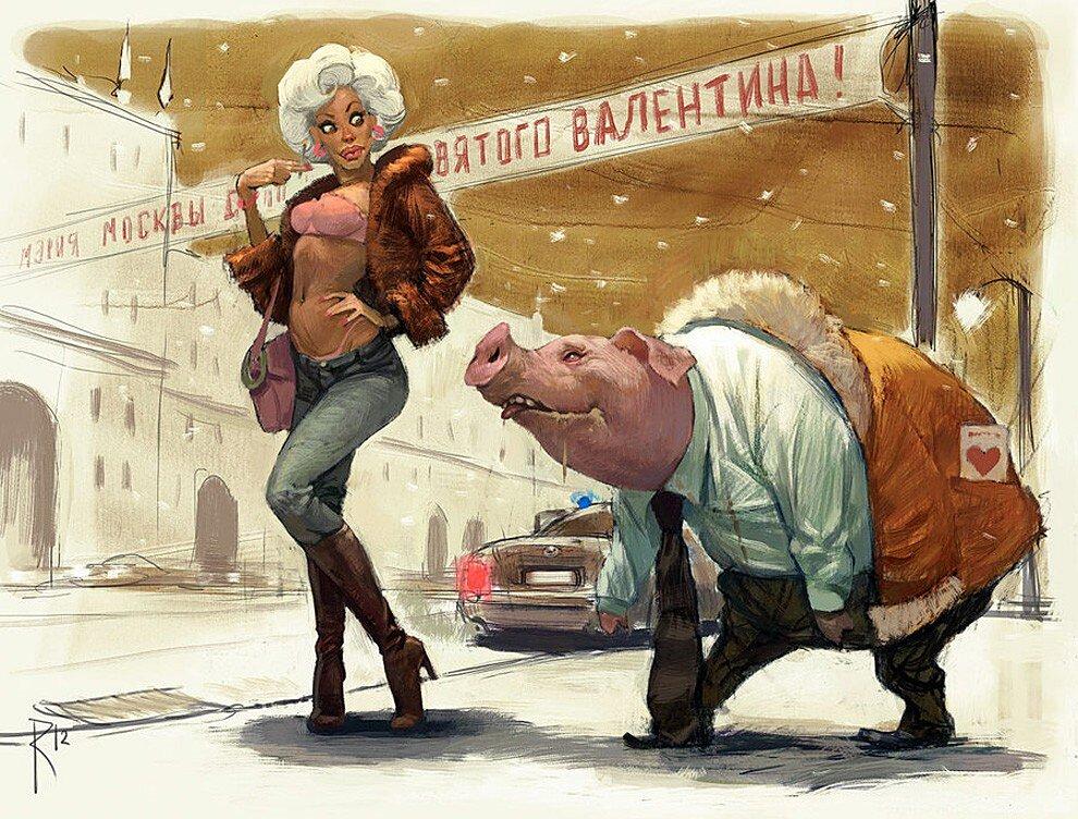 illustrazioni-critica-sociale-messaggi-sessuali-waldemar-von-kazak-28