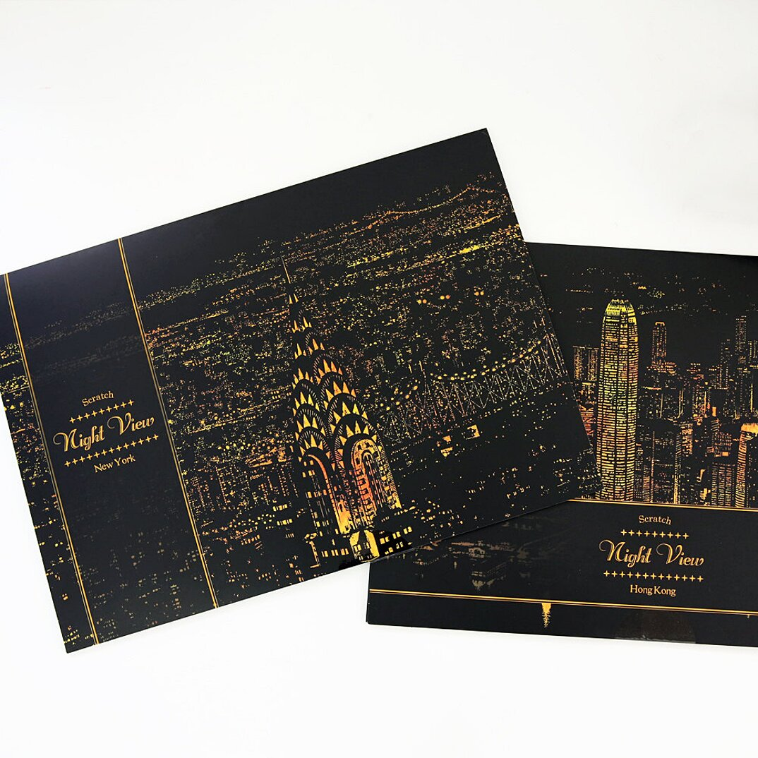 immagini-da-grattare-citta-illuminate-notte-famose-adulti-lago-design-new-york-2-k
