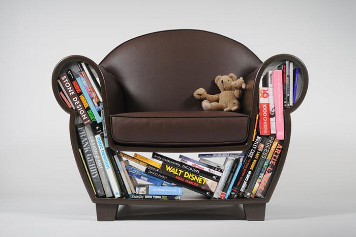 45 librerie creative per la casa - KEBLOG
