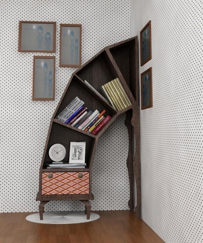 45 Librerie Creative Per La Casa