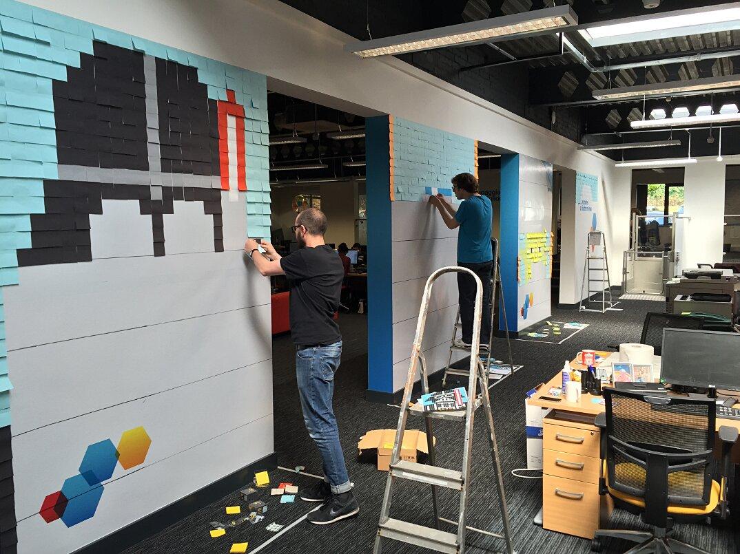 murale-post-it-star-wars-ufficio-viking-107