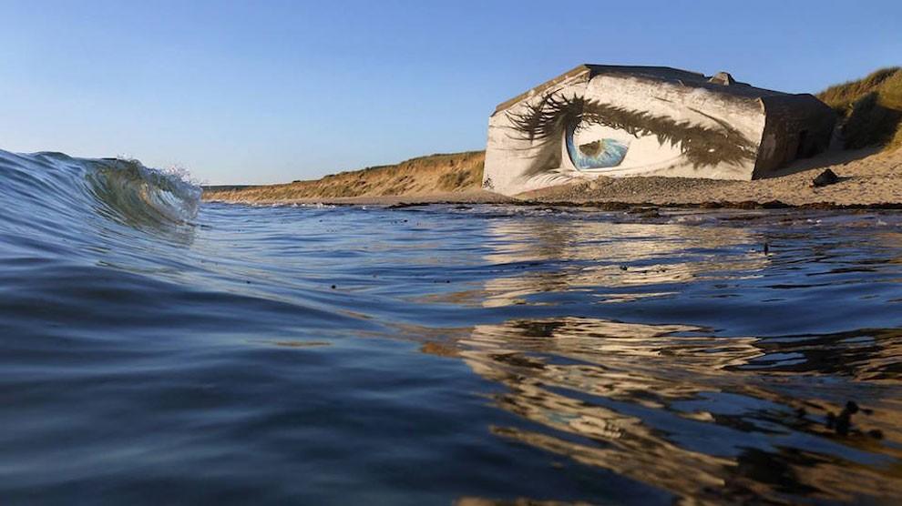 occhio-street-art-spiaggia-francia-cece-aerosoleil-3