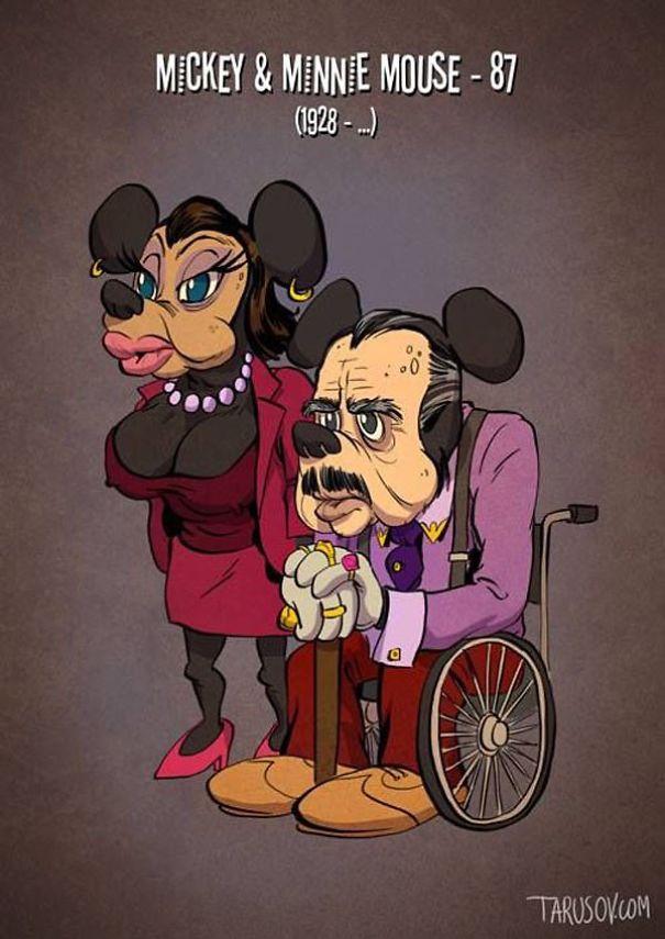 personaggi-cartoni-invecchiati-illustrazioni-andrew-tarusov-07