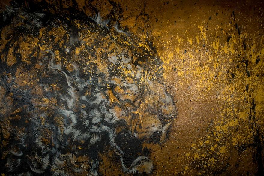 pittura-inchiostro-tecniche-miste-tigre-enorme-ruggente-hua-tunan-07