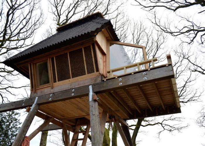 rifugio-creativo-legno-palafitta-bosco-nozomi-nakabayashi-08
