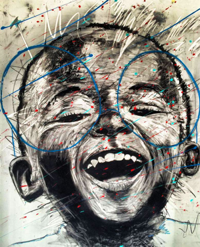 ritratti-bambini-sudafrica-johannesburg-nelson-makamo-arte-1
