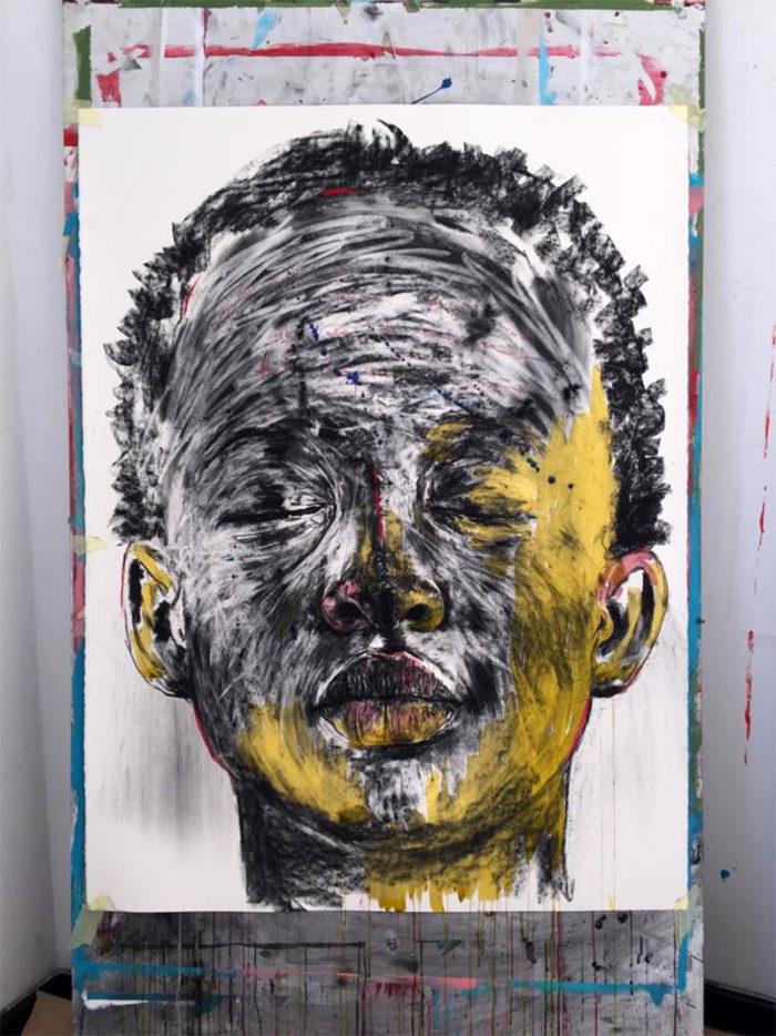 ritratti-bambini-sudafrica-johannesburg-nelson-makamo-arte-4