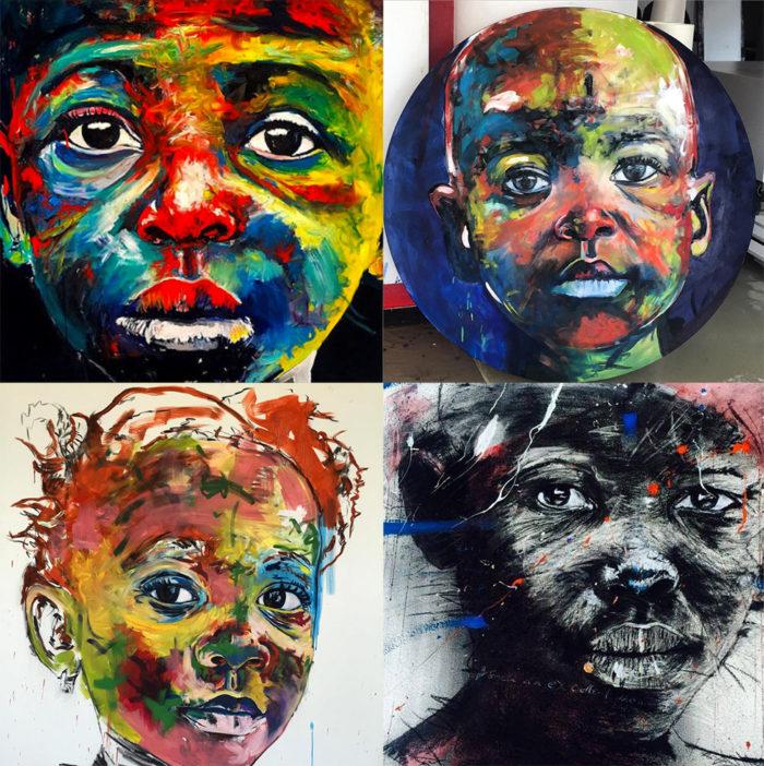 ritratti-bambini-sudafrica-johannesburg-nelson-makamo-arte-5