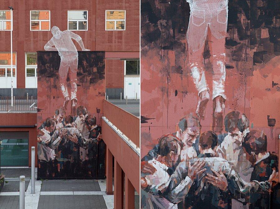 scultura-filo-metallo-street-art-edoardo-tresoldi-gonzalo-borondo-chained-bicocca-milano-8