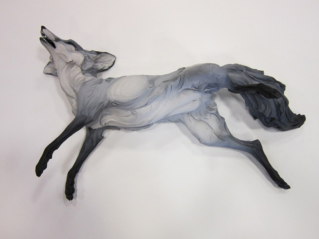 Favoloso Le emozioni umane catturate dalle sculture di animali in ceramica  ZM12