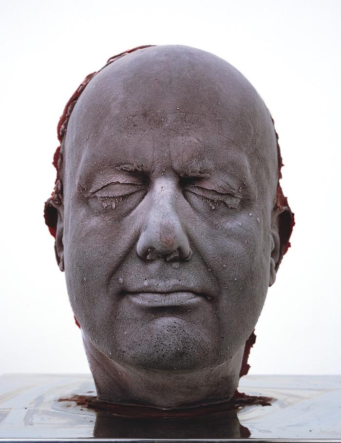 sculture-teste-autoritratti-sangue-marc-quinn-8