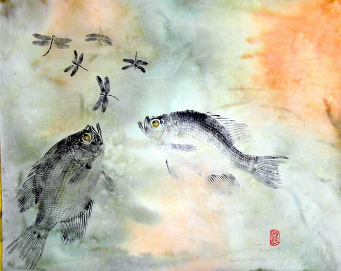 stampa-tradizionale-giapponese-pesci-gyotaku-heather-fortner-09