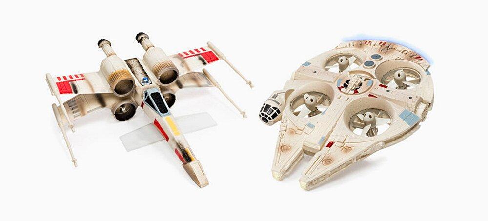 star-wars-drone-millennium-falcon-x-wing-starfighter-telecomandati-3