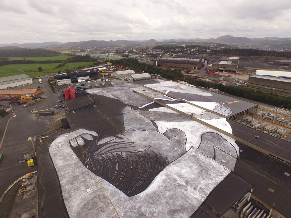 street-art-murale-gigantesco-tetto-norvegia-nuart-ella-pitr-2