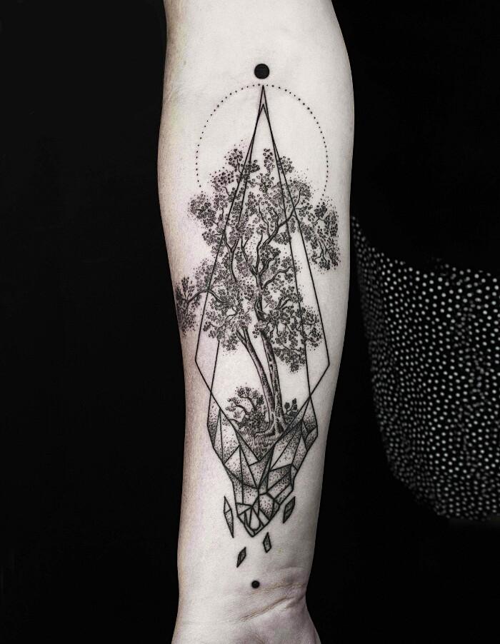 tatuaggi-animali-geometrici-eleganti-lineari-okan-uckun-06