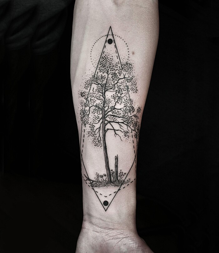 tatuaggi-animali-geometrici-eleganti-lineari-okan-uckun-10
