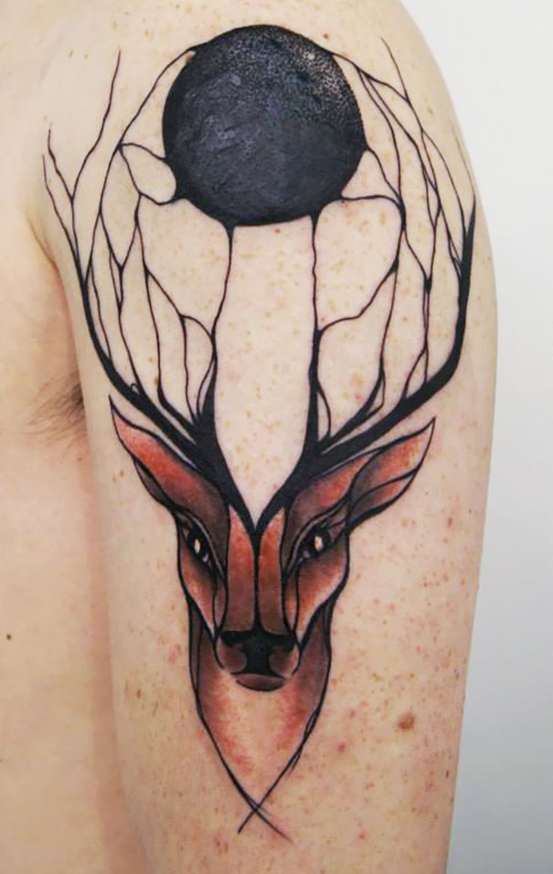tatuaggi-lineari-animali-natura-sanne-vaghi-10
