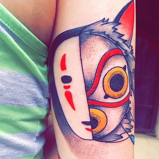 tatuaggi-studio-ghibli-13