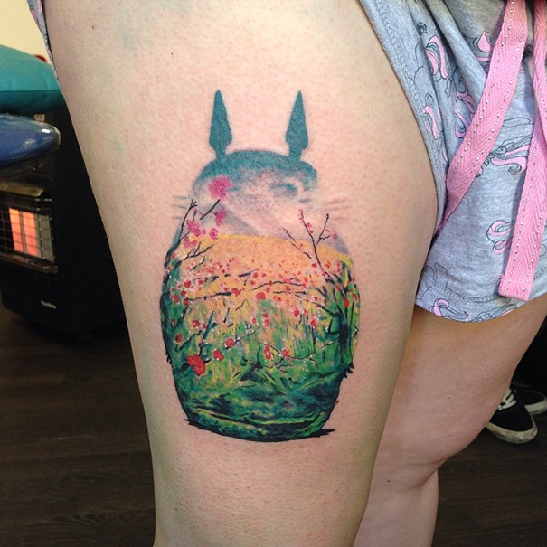 tatuaggi-studio-ghibli-22