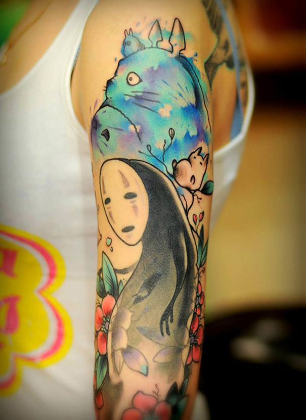 tatuaggi-studio-ghibli-25