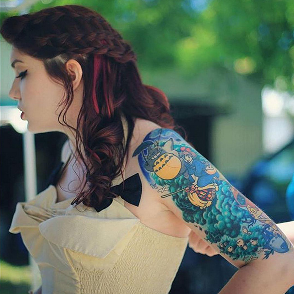 tatuaggi-studio-ghibli-26
