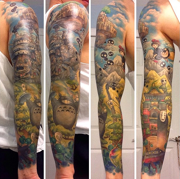tatuaggi-studio-ghibli-29