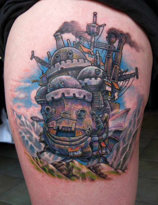 tatuaggi-studio-ghibli-35