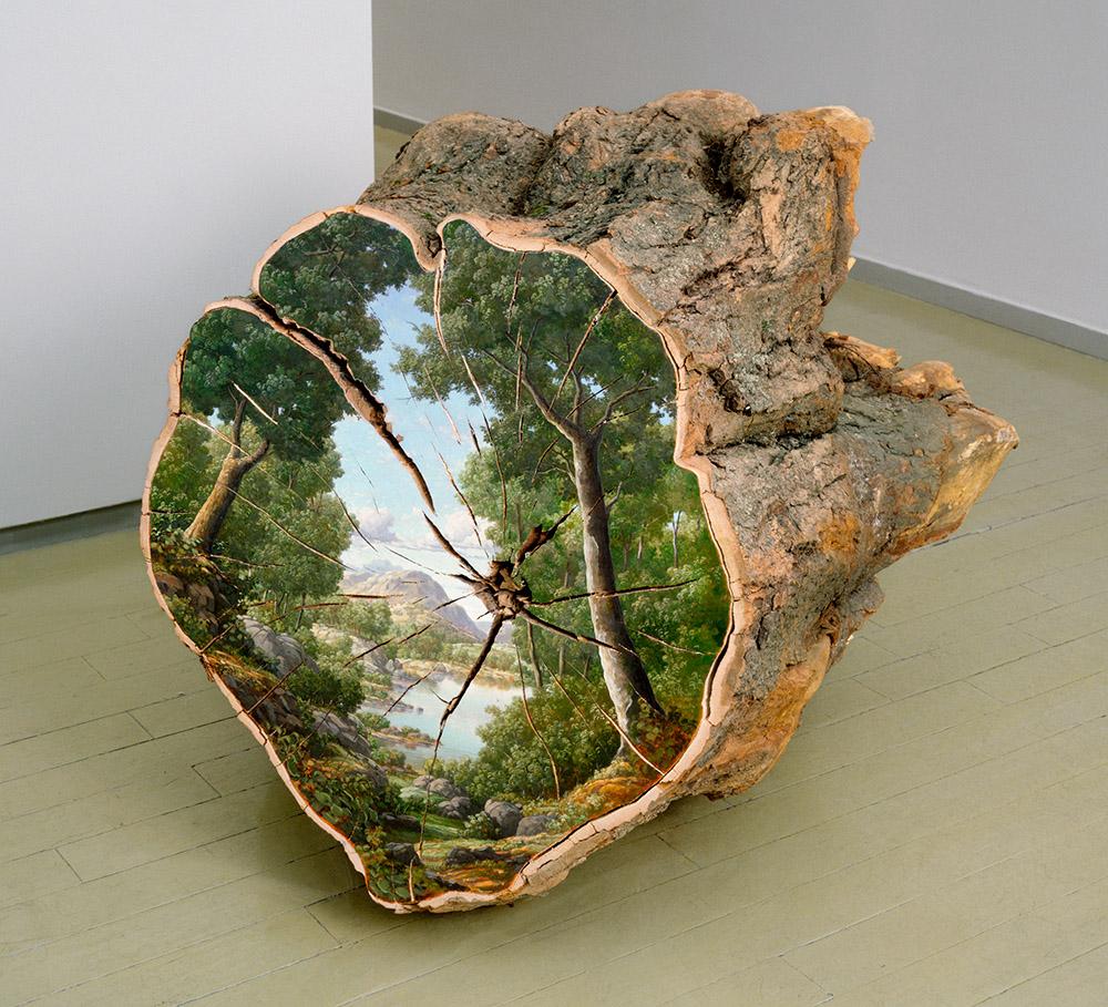 dipinti-tronchi-alberi-tagliati-arte-ambiente-alison-moritsugu-08