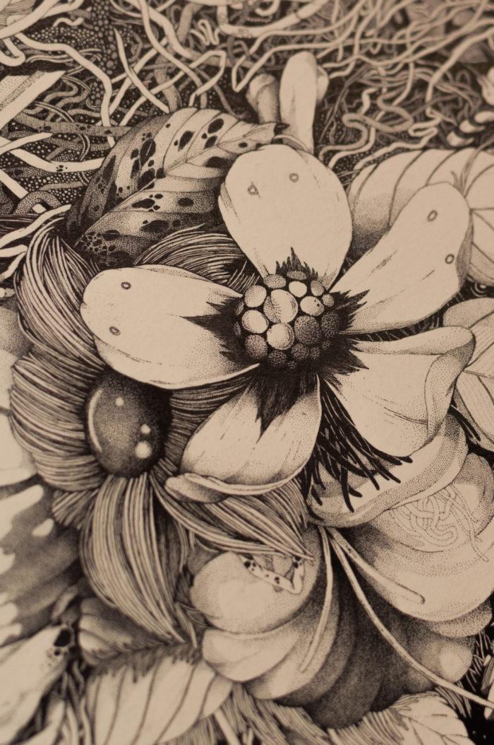 disegni-inchiostro-donne-puntinismo-benze-3