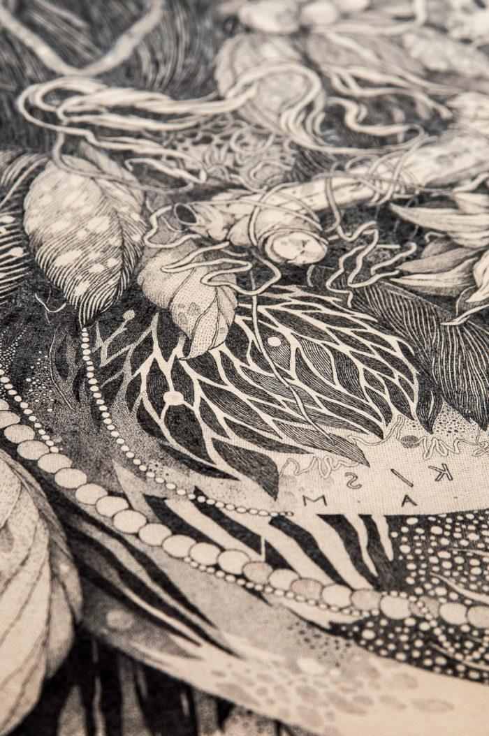 disegni-inchiostro-donne-puntinismo-benze-7