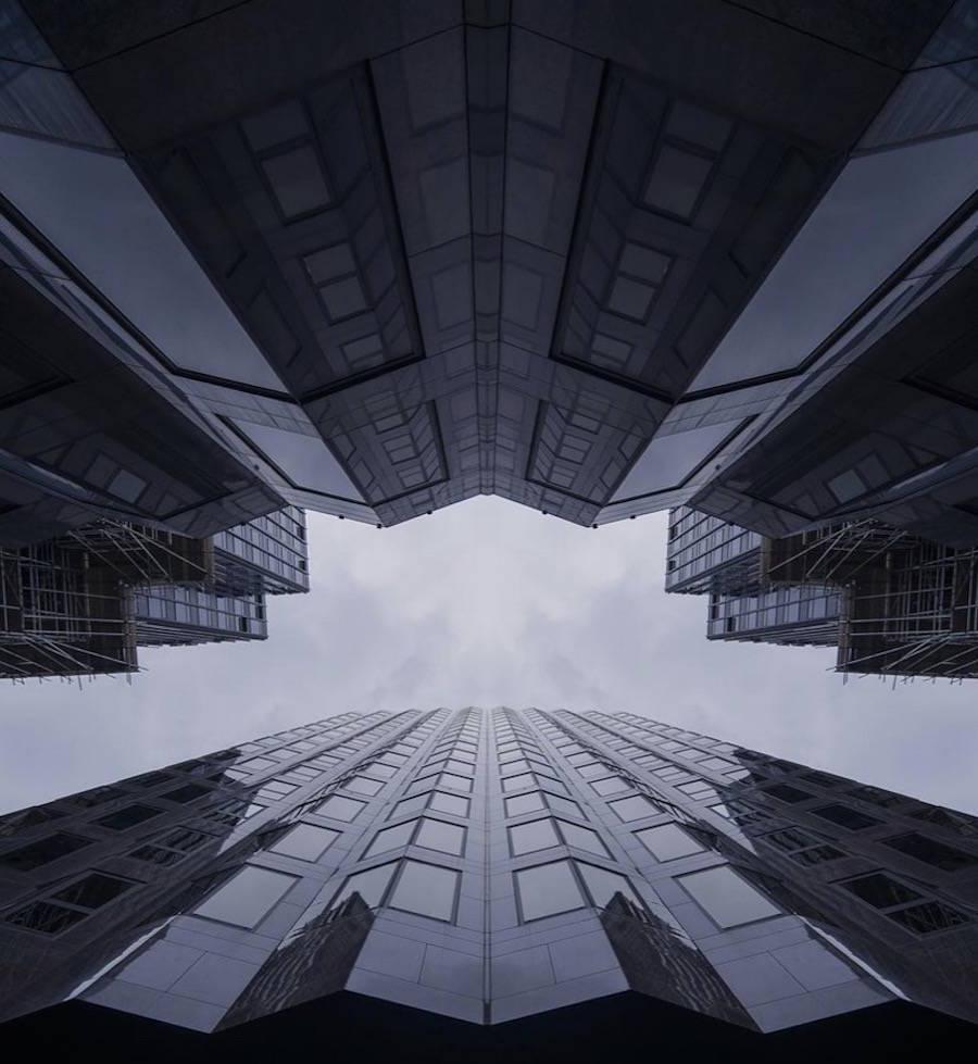 Foto architettura londra tobi shonibare 08 keblog for Architettura moderna londra