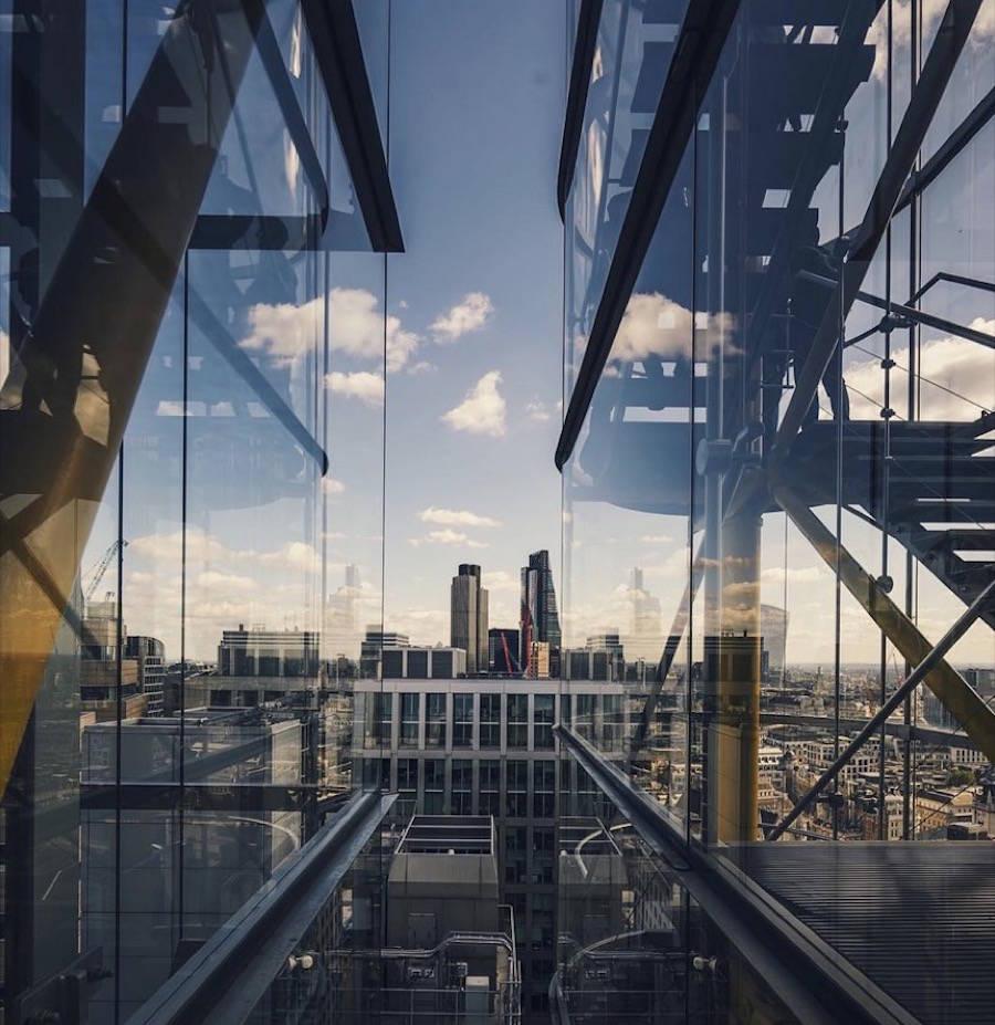 Foto architettura londra tobi shonibare 12 keblog for Architettura moderna londra