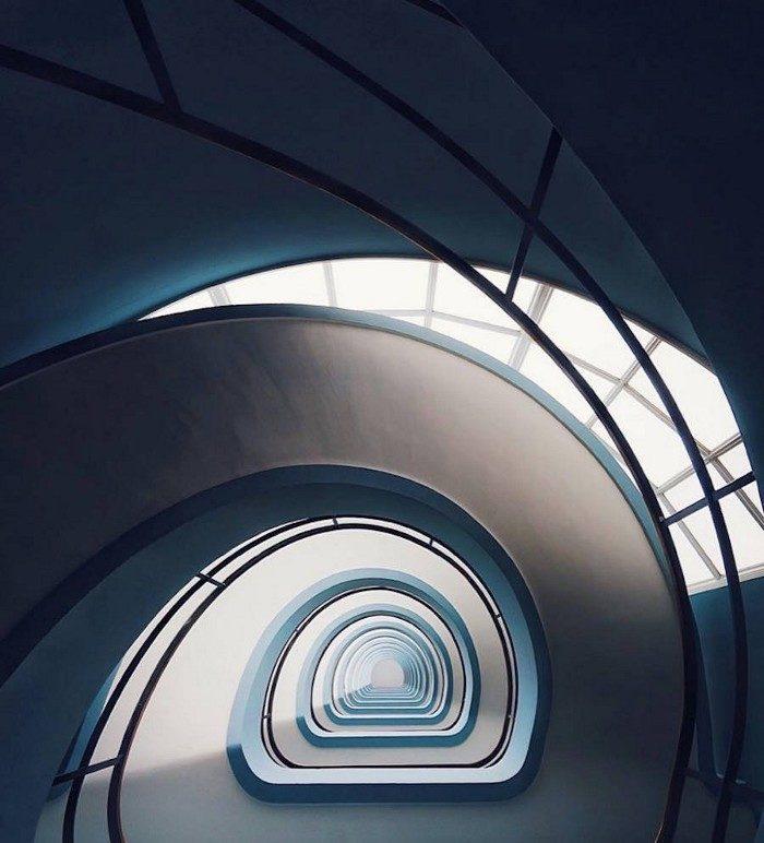 Londra architettura moderna keblog for Architettura moderna londra