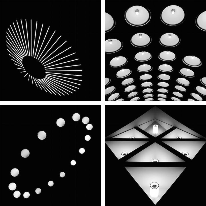 Immagini delle luci nella metro di mosca rivelano l 39 unione for Arredamento stile underground