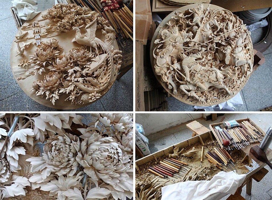 incisioni-legno-bassorilievi-dongyang-arte-cinese-2