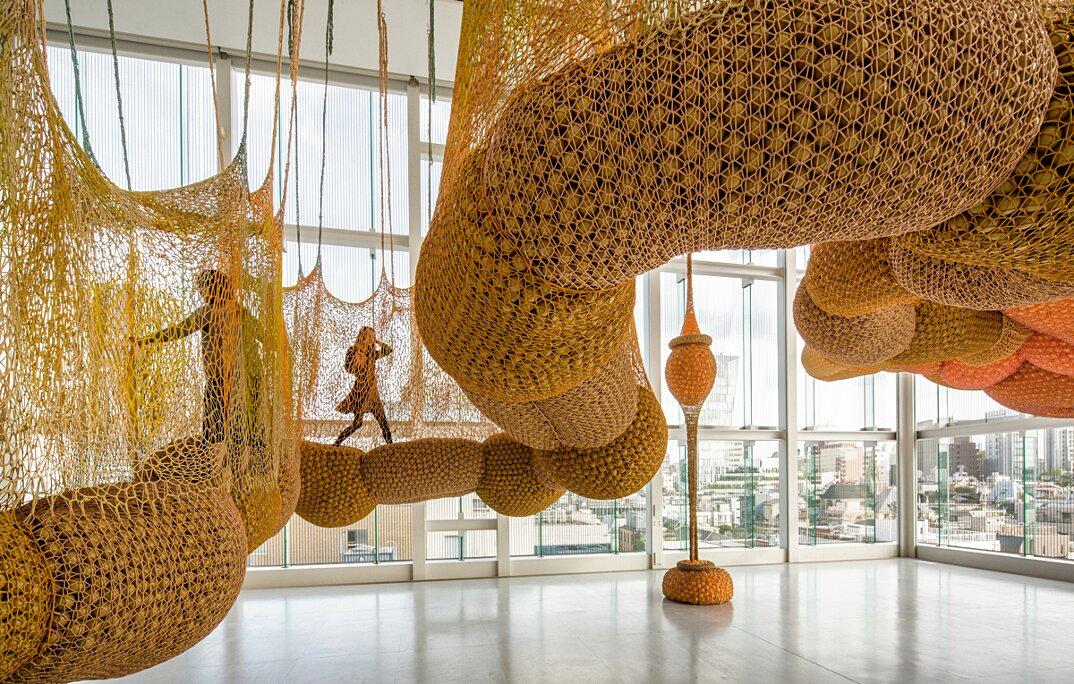 Estremamente Installazioni artistiche che arrivano al cuore dei bambini - KEBLOG YC92