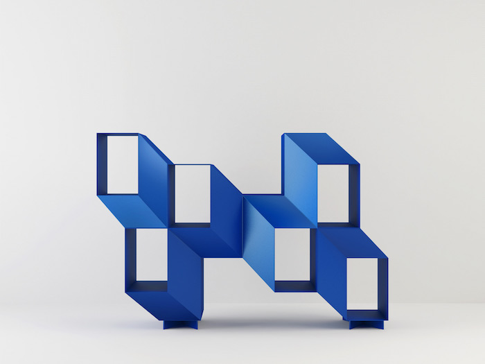 libreria-scaffali-illusione-ottica-rocky-charles-kalpakian-1