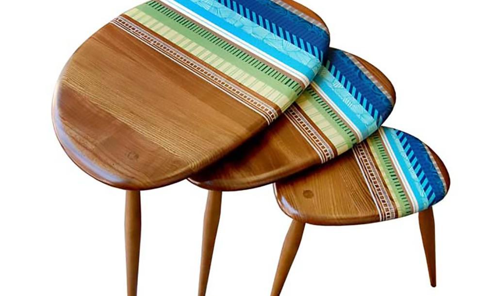 mobili vecchi trasformati in magnifici pezzi d'arredamento dallo ... - Mobili Recuperati Design