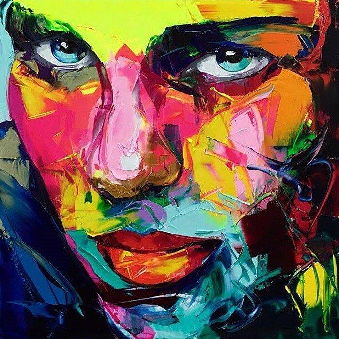 ritratti-colorati-dipinti-spatola-tela-francoise-nielly-04
