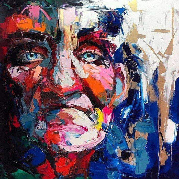 ritratti-colorati-dipinti-spatola-tela-francoise-nielly-07